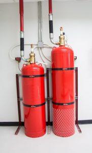 Fire Suppression System Installation