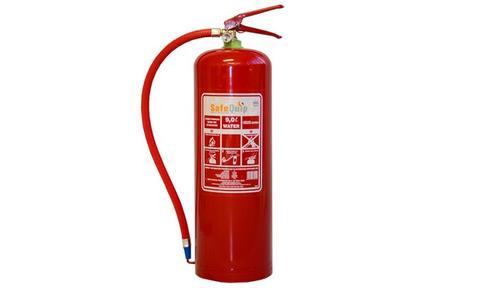The foam extinguisher