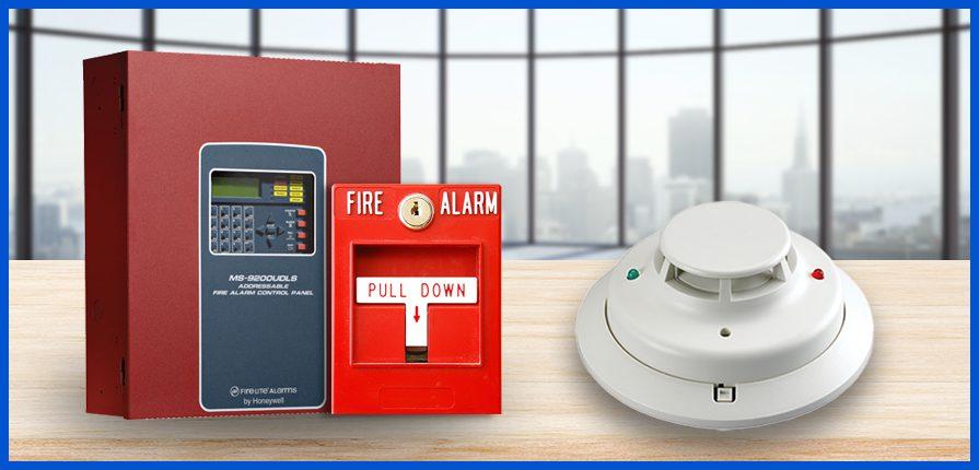 Fire alarm system installation cost